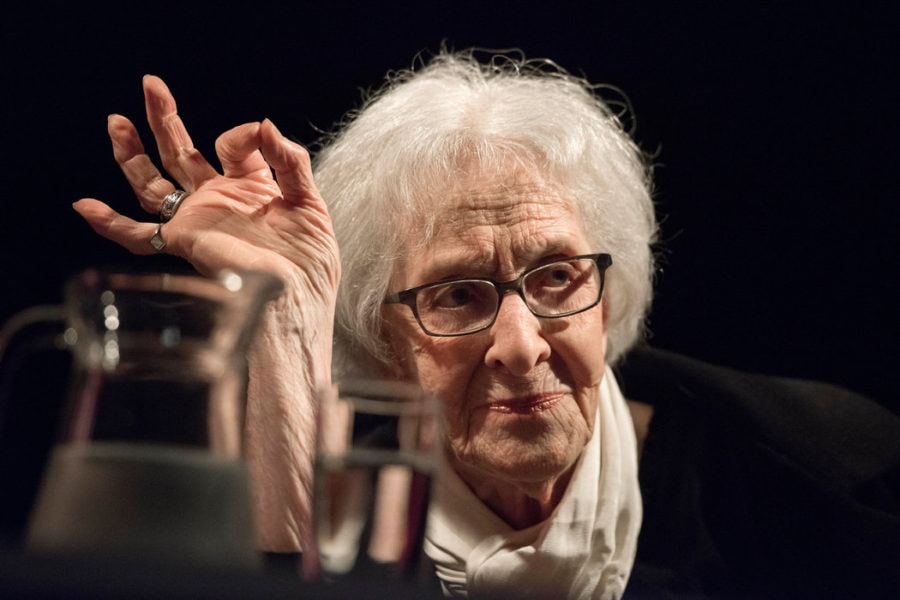 Ida Vitale, quinto Premio Cervantes para una mujer en 40 años