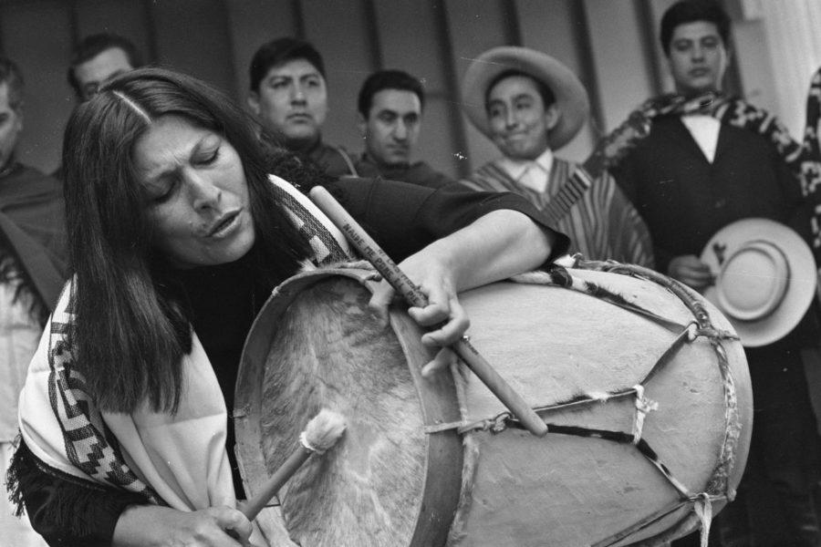 Mercedes Sosa, 54 años de la actuación que le cambiaría la vida