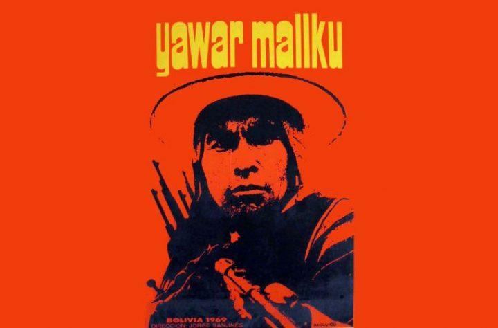 Una anécdota de 'Yawar Mallku' para pensar un «cine junto al pueblo»