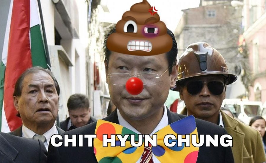 La amenaza Chi Hyun Chung y su «complicidad» con los medios