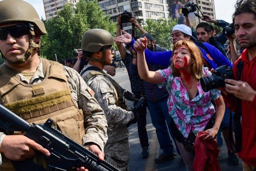 «Cacerolazo»: el grito musical de Ana Tijoux para las revueltas en Chile