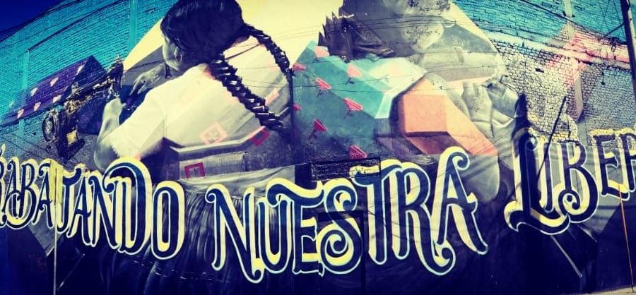 «La entrada»: 45 pasos hacia la cárcel San Sebastián Mujeres