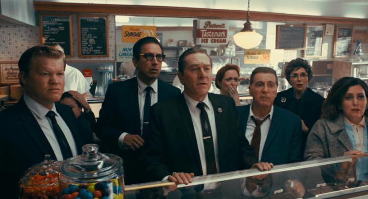 Seis películas de mafiosos mejores que 'The Irishman'