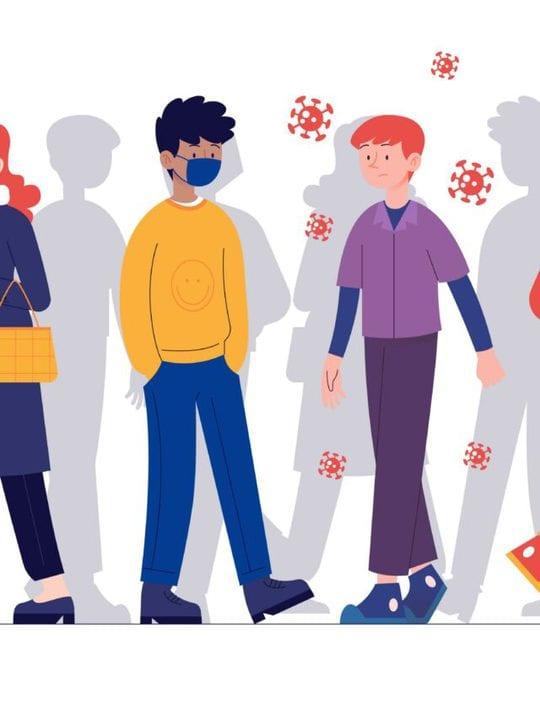 La fiesta de Mario Coronavirus y cómo prevenir el contagio