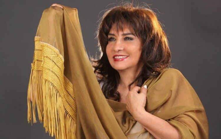La cantante boliviana Zulma Yugar. Foto: Foto Eguino